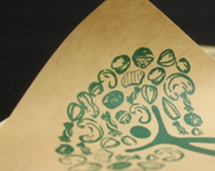 牛皮纸食品标签