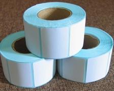 热敏纸空白标签